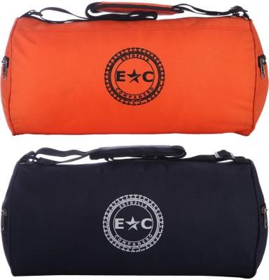Estrella Companero Trendy Pack Of 2 Gym Bag