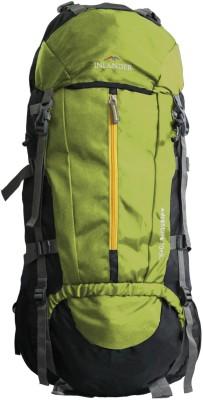 Inlander Decamp 1009 Rucksack  - 70 L(Green, Black)