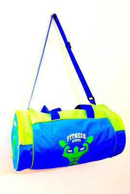 Vinto Ultimate Blu Green Duffel