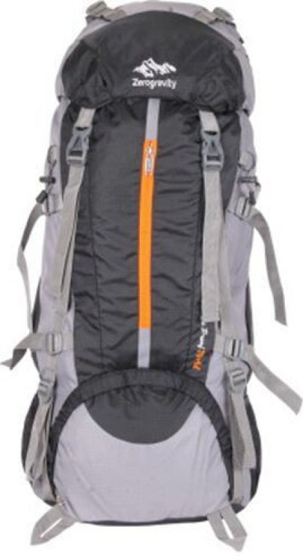 Zero Gravity Climate Proof 7107BK 75L(Black, Rucksack)