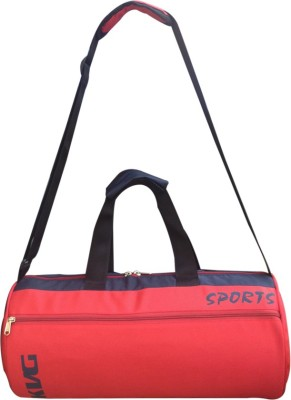 KVG FUSION Gym Bag(Red, Blue, Frame Bag)