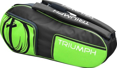Triumph Pro-402 Black Green Kit Bag