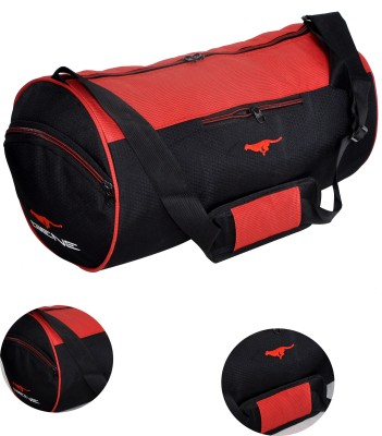 Gene MN-0288-RED-BLK Gym Bag
