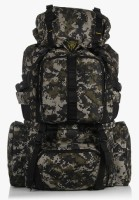 President Hulk-Camo-Army Backpack(Multicolor, Rucksack)