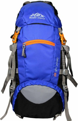 Mount Track Gear Up 9103NB 50 Ltrs Backpack(Blue, Rucksack)