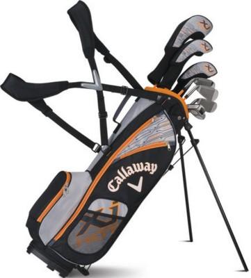 Callaway Junior Hot 8 Piece Cart Bags