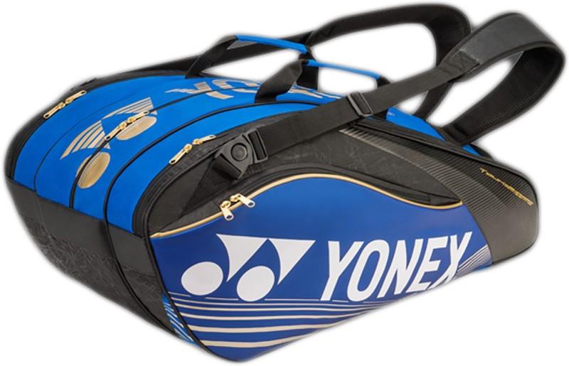 Yonex Sunr 9629 Tg Bt9 Sr Racquet Bag(Blue, Gold, Black,...