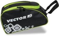 Vector X SHOE-BAG-BLK-GRN Shoe Bag(Black, Green, Kit Bag)