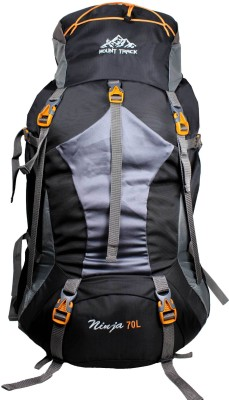 Mount Track Ninja Backpack(Black, Rucksack)