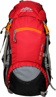 Mount Track Gear Up 9103RD 50 Ltrs(Red, Rucksack)