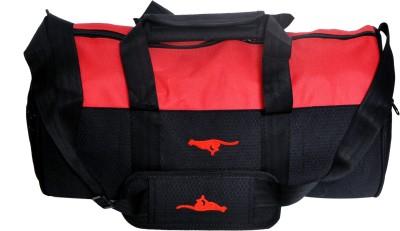 Gene MG-1015-RED-BLK Gym Bag