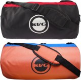 KVG Combo Bag 16 inch/40 cm Gym Bag (Mul...