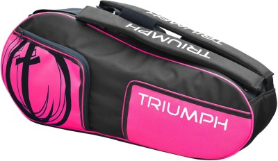 Triumph Pro - 402 Black Pink Kit Bag