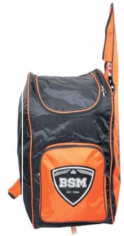 BSM ELITE BACK PACK(BLACK;ORANGE, Kit Bag)