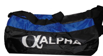 Prokyde Alpha Fitness Bag(Blue, Black, Kit Bag)