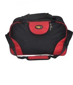Gene M-0269-Blk/Red Gym Bag