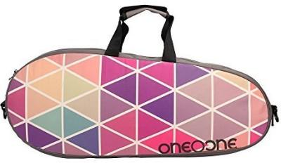 one o one canvas hexagon sport bag