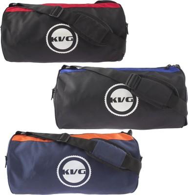 KVG MYBAG Stylish Gym Bag Combo