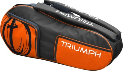 Triumph Pro-402 Black Orange Kit Bag