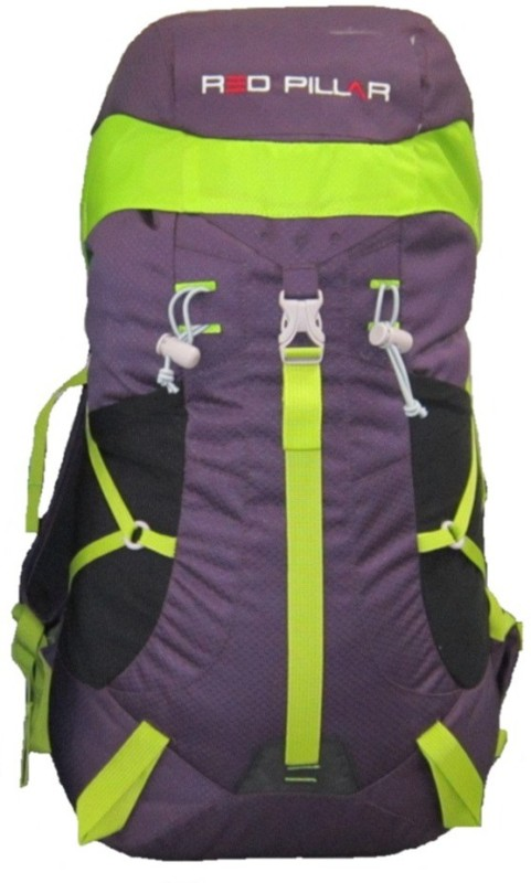 Red Pillar Sharavati 30 Adventure(Purple, Green, Black, Rucksack)