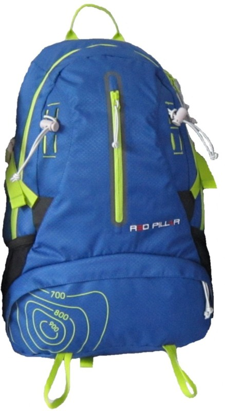 Red Pillar Tista 23 Adventure(Blue, Green, Rucksack)