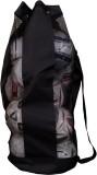 Pepup Premium Ball Bag (Black, Kit Bag)
