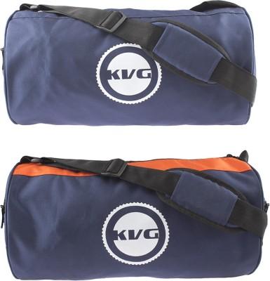 KVG KFGB15G Orange Gym Bag By Kvg