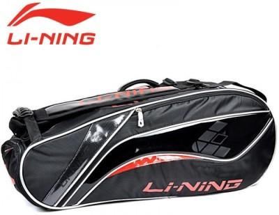 Li-Ning 6 in 1 Kit Bag with shoulder flaps