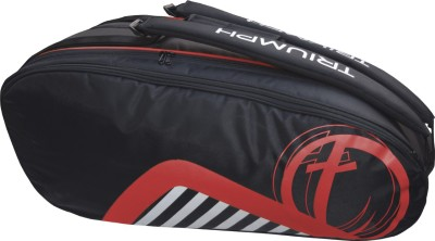 Triumph Pro-404-Black Red Badminton Bag
