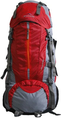 Inlander Decamp 1009-1 Rucksack  - 70 L(Red, Grey)