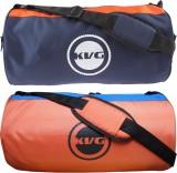 KVG GYM BAG 16 inch/40 cm Gym Bag (Blue,...