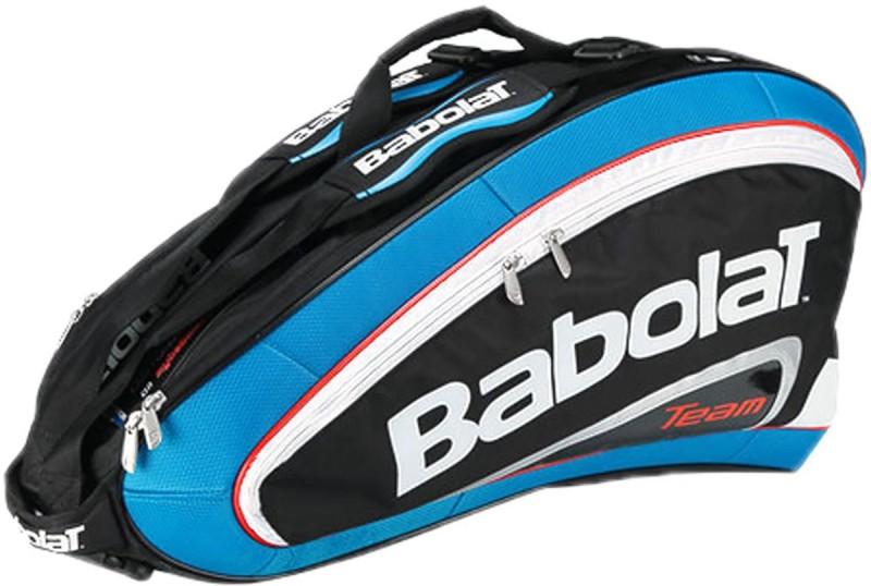 Babolat Team Line Racquet Bag(Blue, Black, Red, White, Kit Bag)