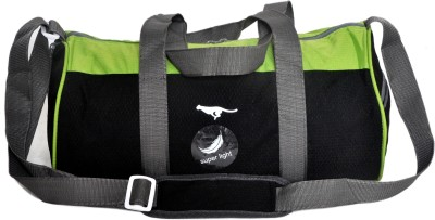Gene MN-0282-blk-grn GYM BAG