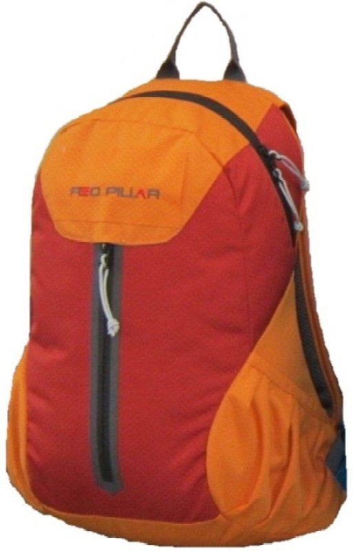Red Pillar Sharayu 20 Adventure(Orange, Red, Rucksack)