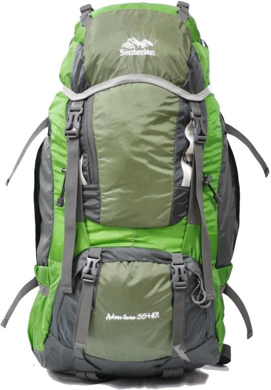 Senterlan 2007(Green, Grey, Rucksack)