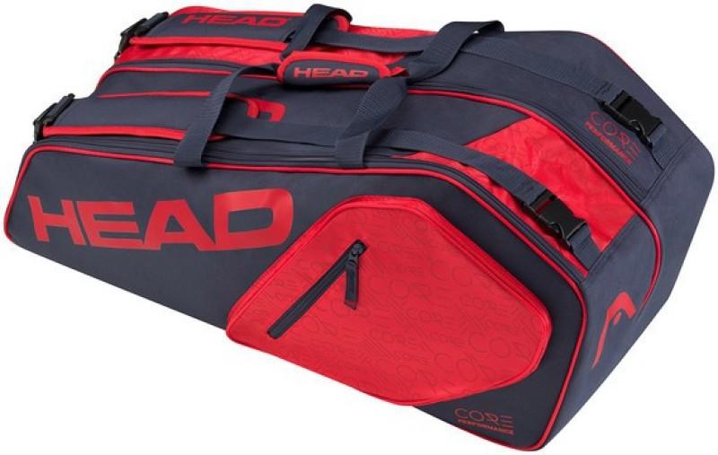 Head CORE 6R COMBI Kit Bag(Navy|Red, Kit Bag)