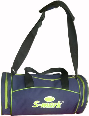 S-Mark Sports Gym Bag Sling type(Blue, Sling Bag)