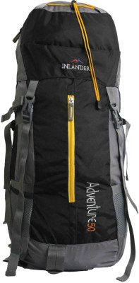 Inlander Decamp 1005 Rucksack  - 50 L(Black, Grey)