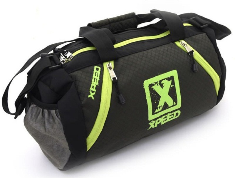 Xpeed Utility Gym Bag(Grey, Kit Bag)