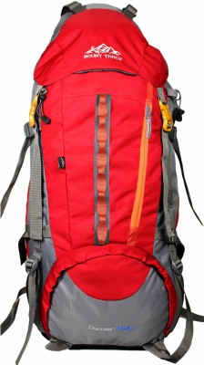 Mount Track Discover 9107RD 75 Ltrs(Red, Rucksack)