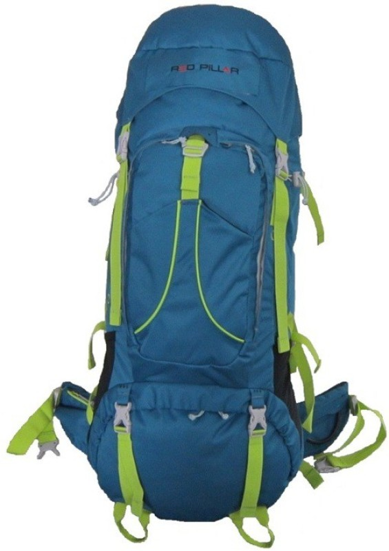 Red Pillar Nanda 75 Adventure(Blue, Green, Rucksack)
