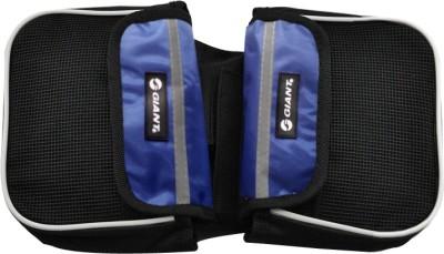 Giant B-BCB6 Bicycle Saddle Bag(Black, Blue, Saddle Bag)