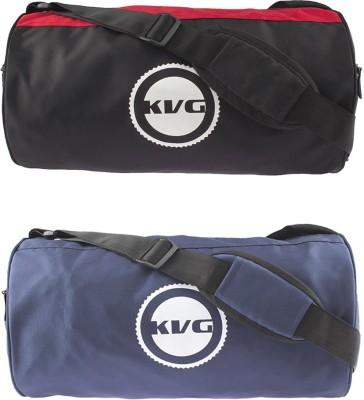 KVG KFGB17 Fitness Gym Bags Combo Deal