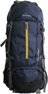 Inlander Decamp 1009 Rucksack  - 70 L(Navy Blue, Black)