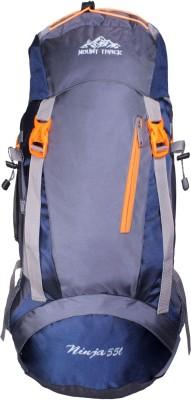 Mount Track Ninja Hiking Rucksack - 55 L(Blue)