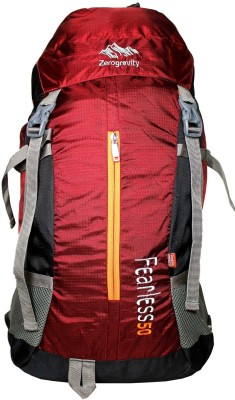 Zero Gravity Fearless 7110MR 50Ltrs Rucksack trekking hiking backpack