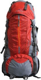 Inlander 1009-1 Backpack(Orange, Rucksack)