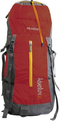 Inlander Decamp 1005 Rucksack - 50 L(Red)