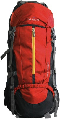 Inlander Decamp 1009 Rucksack  - 70 L(Red, Black)