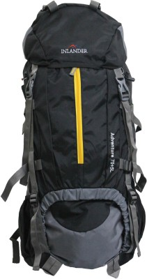 Inlander Decamp 1009 Rucksack - 70 L(Black)